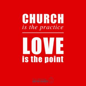 ChurchIsThePractice