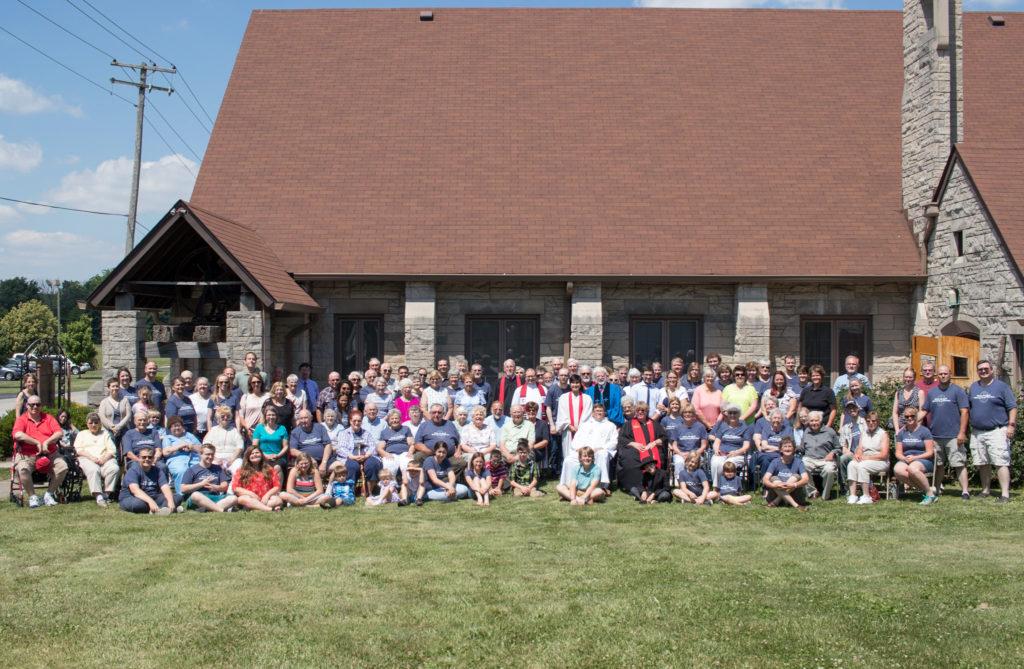160th Anniversary Congregation Picture