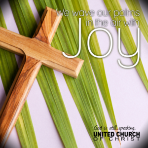 Palm Sunday Worship