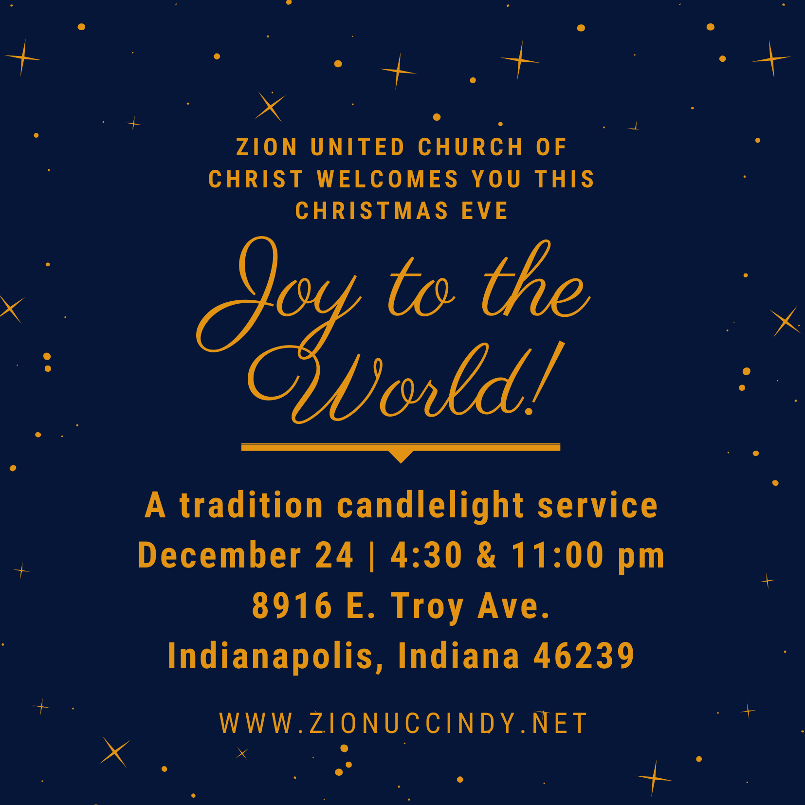 Joy to the World! (1)