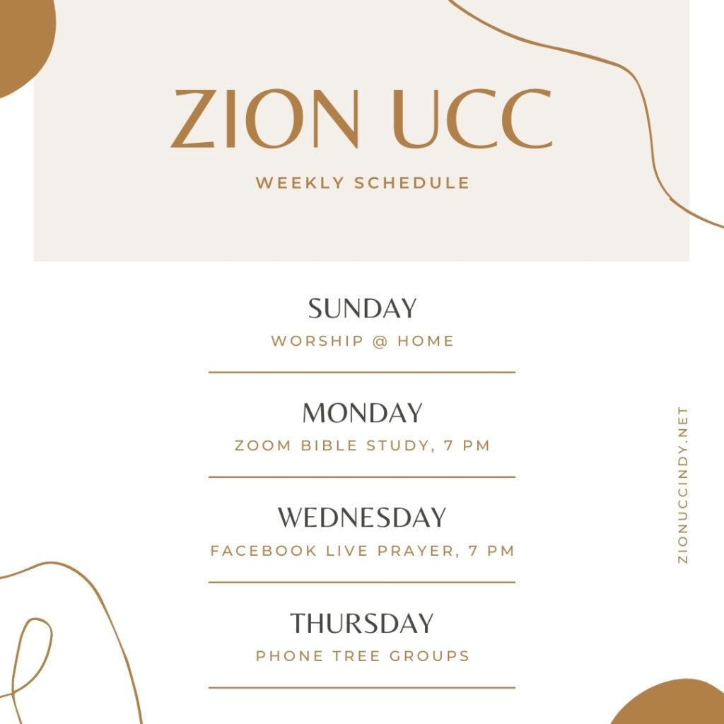 Zion UCC