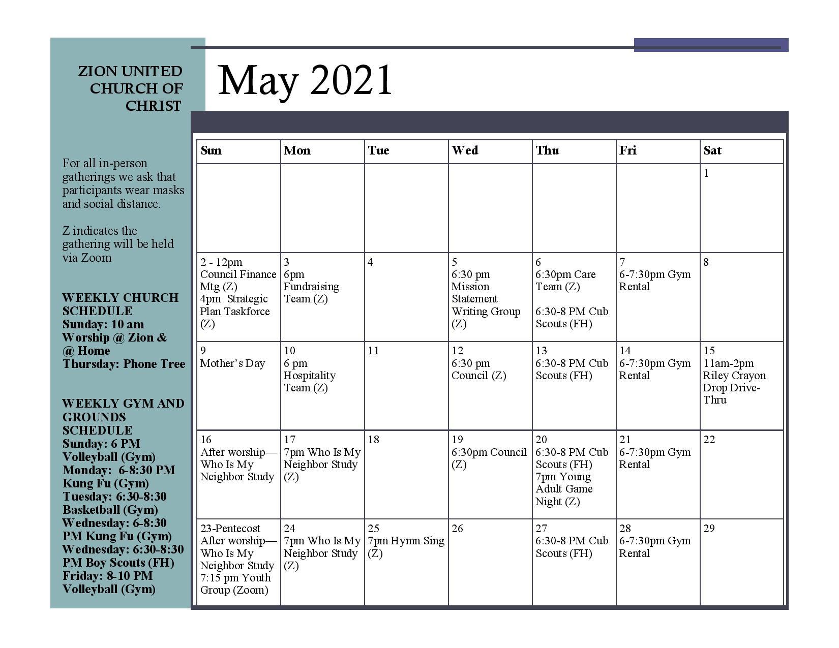 May, 2021 Calendar-page-001